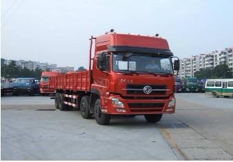 东风天龙大货车-dfl1311ax4a平板载货汽车