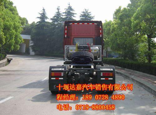 东风天龙雷诺385天然气lng国四牵引车_东风天龙国四lng天然气牵引车